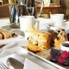 Champagne Afternoon Tea at Homewood Park Hotel