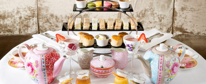 Win a Champagne Afternoon Tea at Hush, London.
