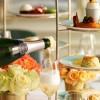 Champagne Afternoon Tea Fortnum & Mason, London