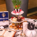 Mad Hatters afternoon tea at the Sanderson Hotel, London