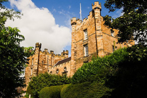 Enjoy a traditional afternoon tea in Lumley Castle in the North East of England.
