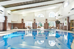Spa and Afternoon Tea West Midlands at the Belfry Hotel and Resort