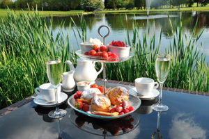 Spa and Afternoon Tea at Witney Lakes Resort, Oxfordshire