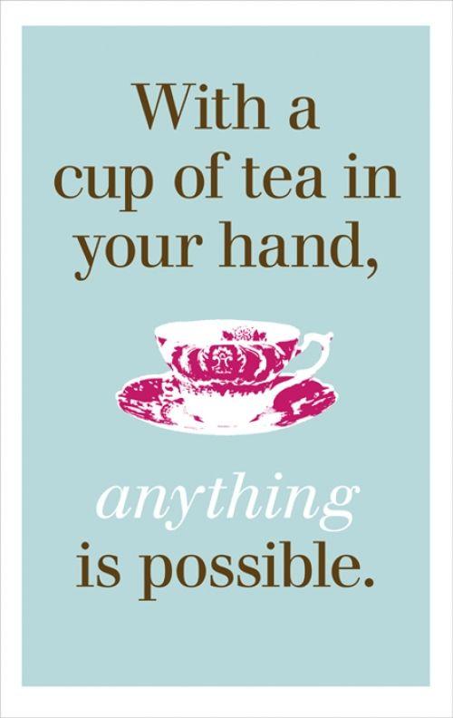 Tea Cake Quotes