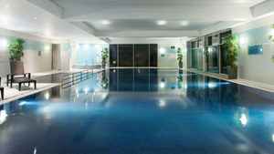 Spa and afternoon tea, Crowne Plaza, Marlow