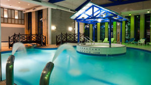 Spa pamper day wth afternoon tea or lunch at the Hallmark Hotel, Gloucester.