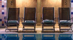 Afternoon tea and spa at MacDonald Holyrood Hotel