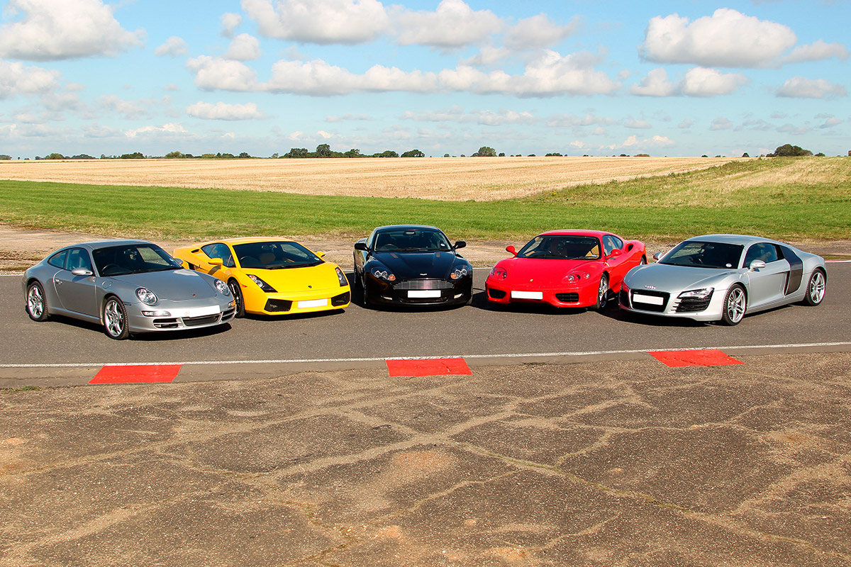 Five Unmissable Supercar Driving Experiences In The Uk
