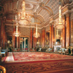 Visit to Buckingham Palace State Room