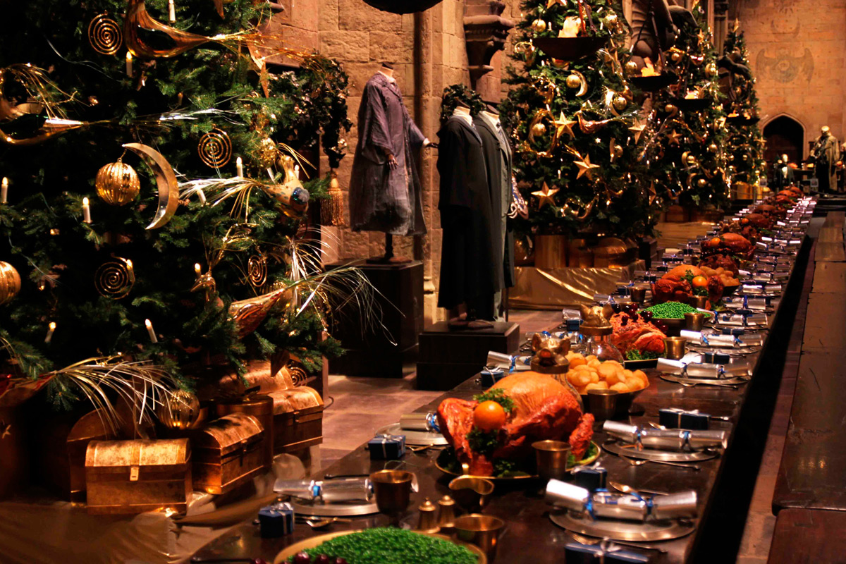 Harry Potter Themed Afternoon Tea Warner Bros Studios London
