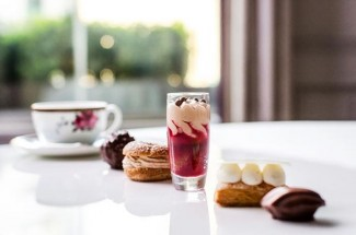 Afternoon Tea at the The Langham Hotel, London