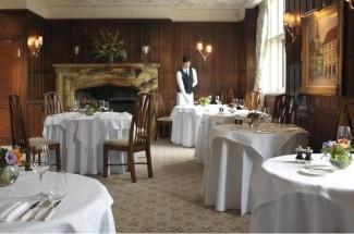 Afternoon Tea Gravetye Manor, West Sussex