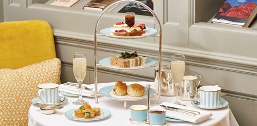 Afternoon Tea at The Kensington Hotel, London