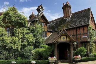 Afternoon Tea at Langshott Manor, Surrey