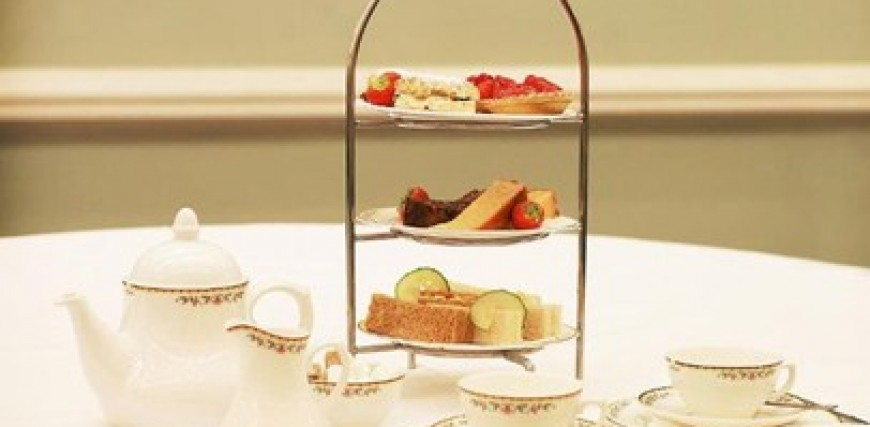 Spa and Afternoon Tea at Moor Hall, West Midlands