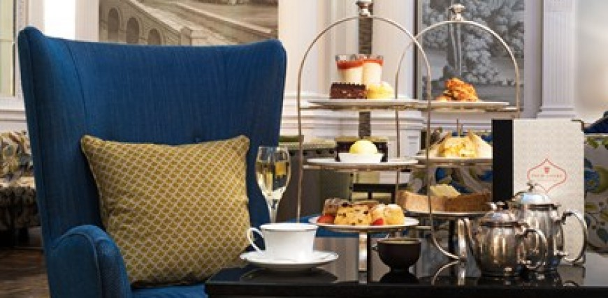 Spa & Afternoon Tea at the Balmoral Hotel, Edinburgh