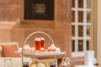 Afternoon Tea in Edinburgh at the Waldorf Astoria