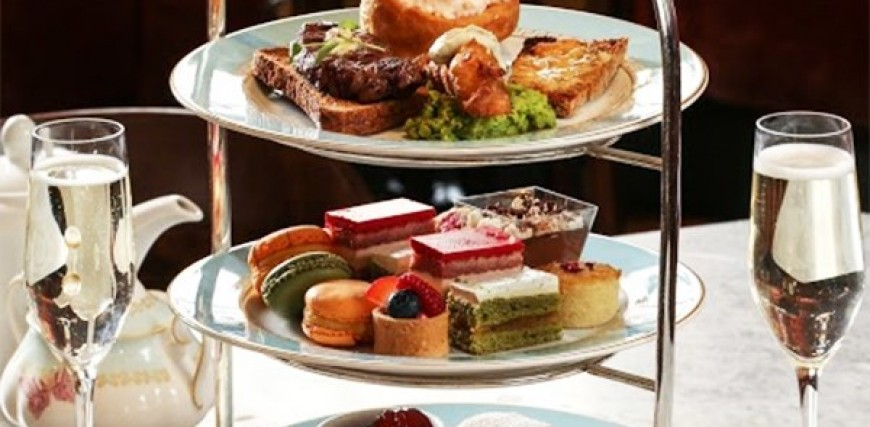 Gentleman's Afternoon Tea at the Reform Social & Grill