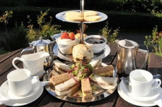 Afternoon Tea at Lake Vyrnwy Hotel & Spa
