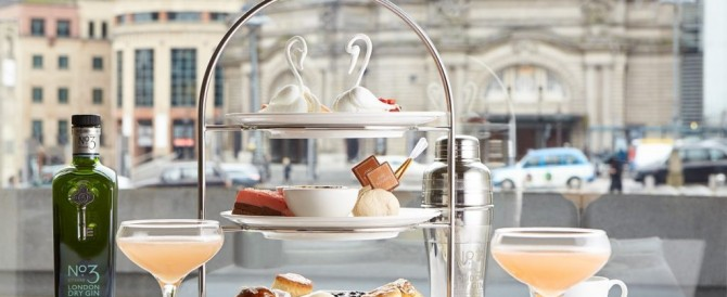 Afternoon Tea Review Sheraton Grand Hotel & Spa