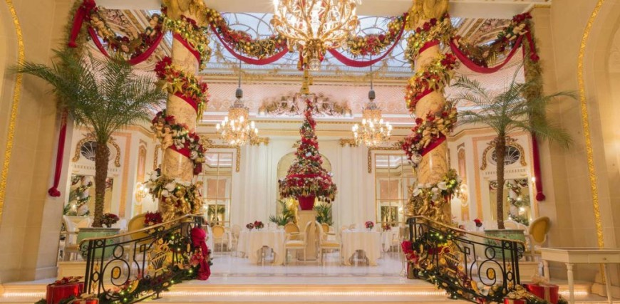 Best Christmas Afternoon Teas in London 2019