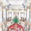 Win Afternoon Tea at the Signet Library, Edinburgh Colonnades Tea Salon