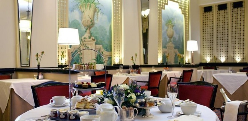 Win Afternoon Tea at the Royal Over-Seas League, London.