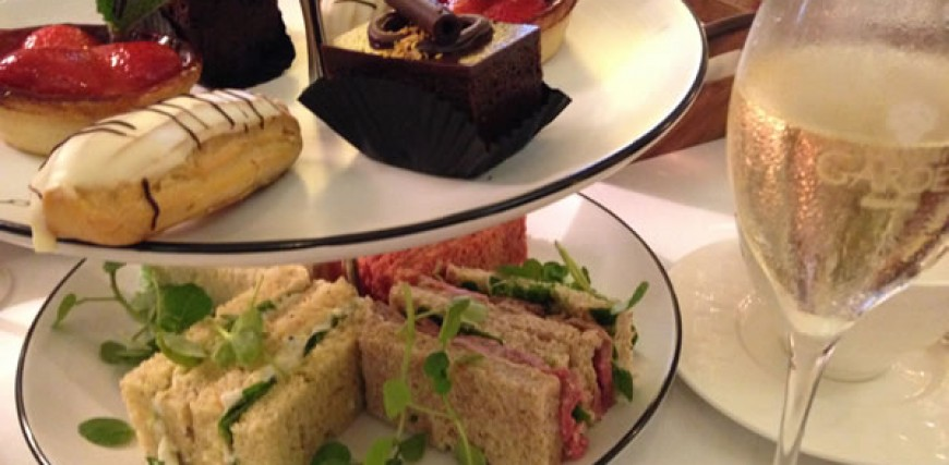 Royal Over-Seas League Afternoon Tea Review
