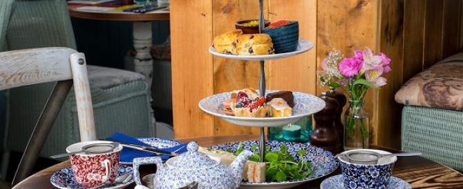 Bulls Head Chislehurst Afternoon Tea Review