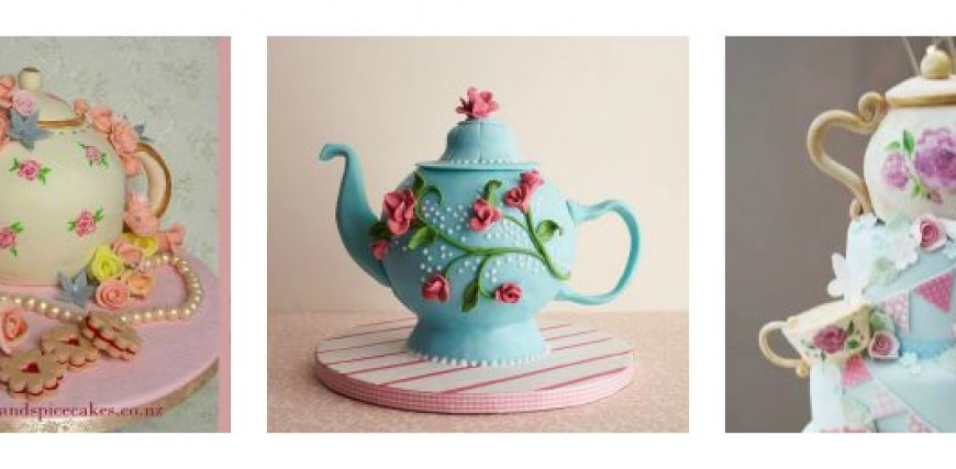 Teapot Inspiration – Gorgeous Gifts and Creative Ideas for Teapots