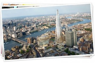 Win Afternoon Tea for Two and a View from the Shard.