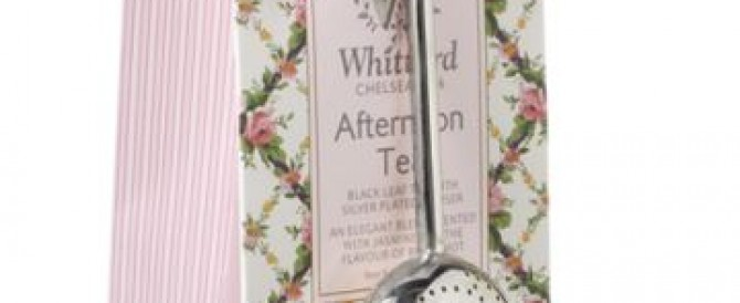 Whittard's Loose Leaf  Afternoon Tea Competition