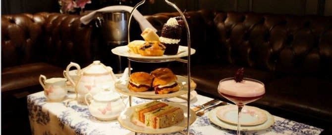 Spotlight on Afternoon Tea at the Reform Social and Grill