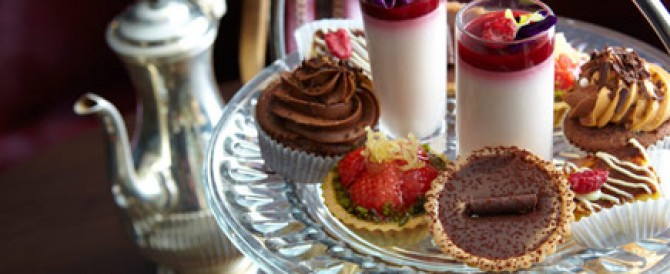 Win a Luxury Afternoon Tea for Two with Red Letter Days