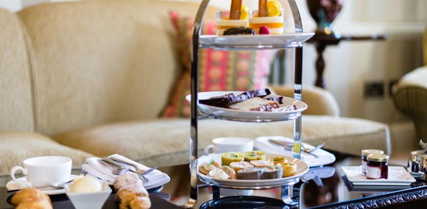 Cromlix Afternoon Tea, Dunblane