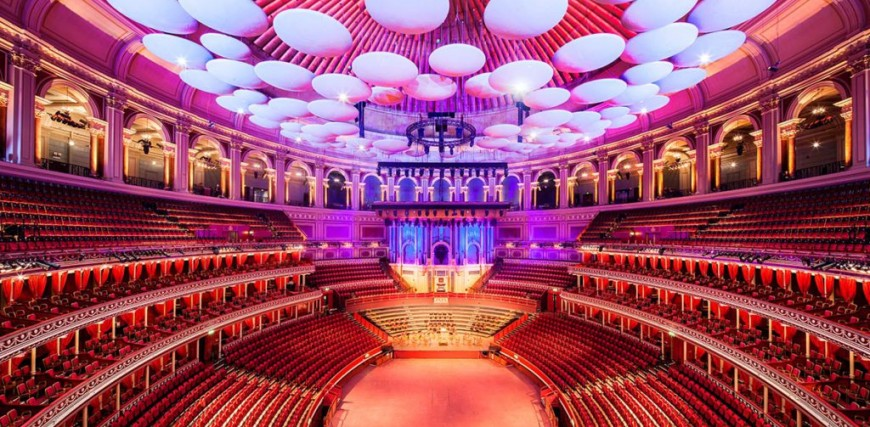 Royal Albert Hall Tour & Afternoon Tea