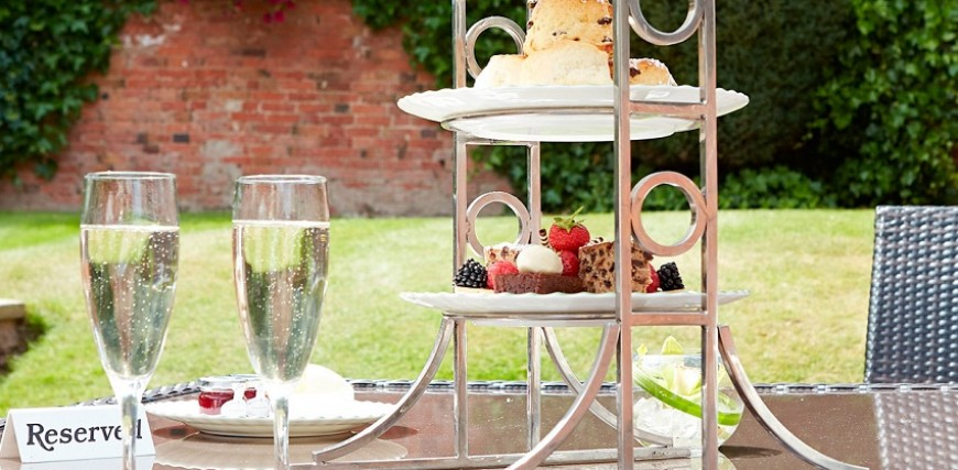 The Belfry Afternoon Tea, West Midlands