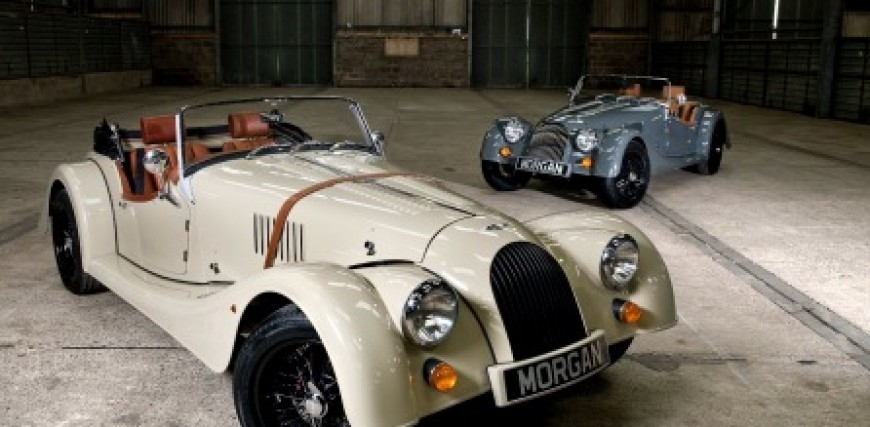 Morgan Factory Tour & Afternoon Tea