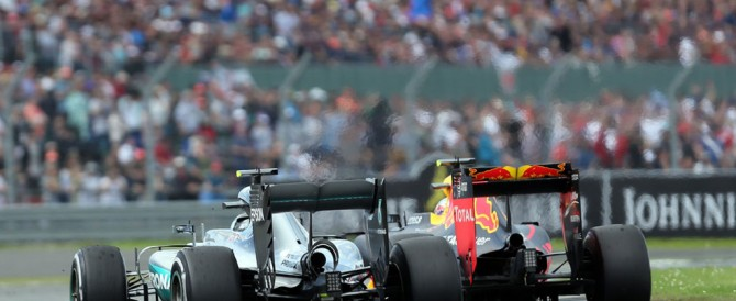 F1 Silverstone Grand Prix 2017, Race Day, Qualifying & More . . .