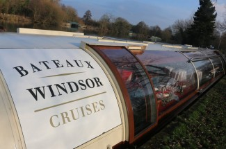 River Thames Afternoon Tea Cruise for Two, Berkshire.