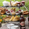 Afternoon Tea for Two at Dalmahoy Hotel, Edinburgh.