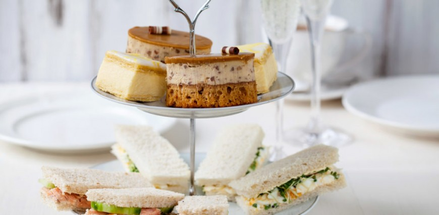 Prosecco Afternoon Tea Formby Hall Golf Resort & Spa