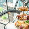 Afternoon Tea at the Gotham Hotel, Manchester.