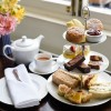 Afternoon Tea at Pentillie Castle, Cornwall