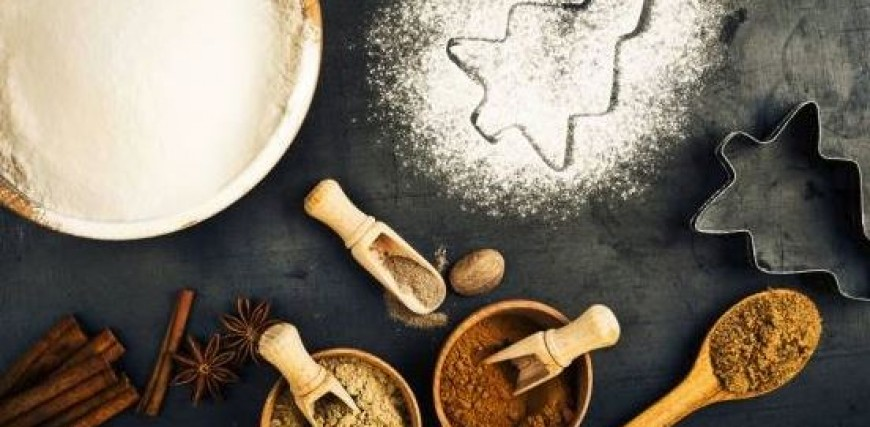 Christmas Baking and Macaroons Classes at L'Ateliers Des Chefs, London.