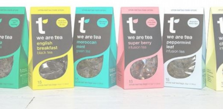 WIN ONE OF FIVE REFRESHING BREWS FROM WE ARE TEA