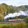 Steam Train Experience: Spa Valley Afternoon Tea for Two