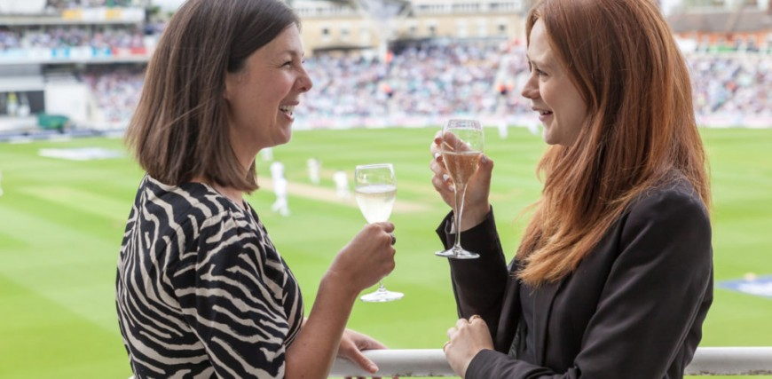 Kia Oval Tickets, Tour and Prosecco Afternoon Tea 2020 – London.