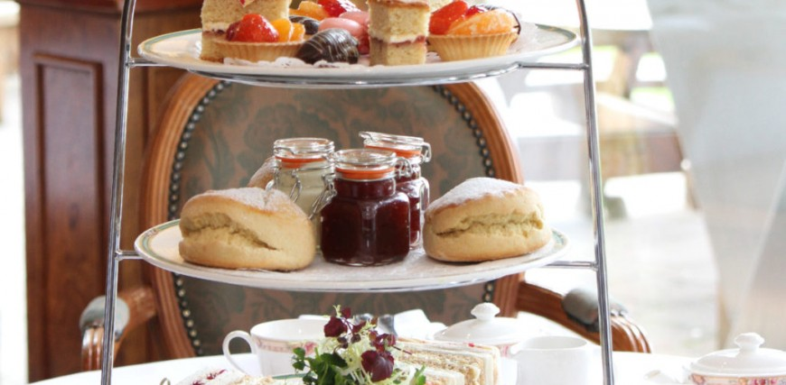 Afternoon Tea at The Coppid Beech, Berkshire for Two