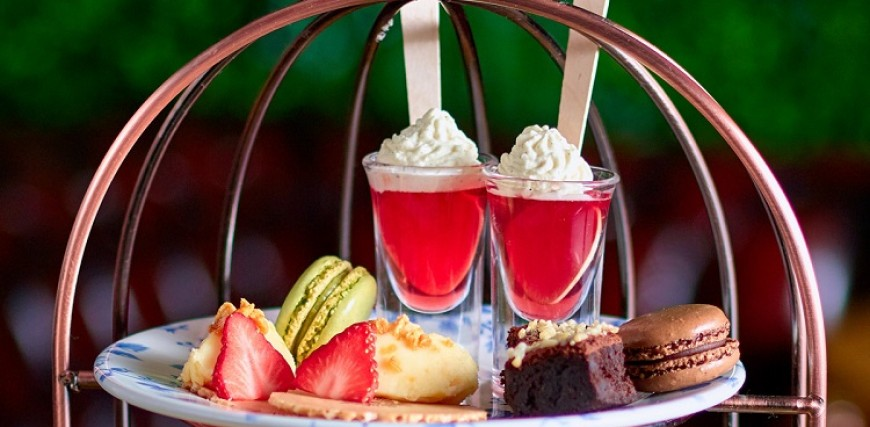 Revolution Bar Tipsy Cocktail Afternoon Tea – UK Wide